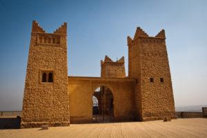 The Qasr Over Beni Mellal